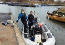 Københavns Dykkerklub vil sælge RIB