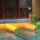 Dykning skal give børn med diagnoser ro